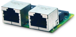 Anybus CompactCom Connector Board EtherNet