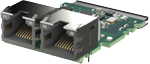 Anybus CompactCom M30 BACnet/IP 2-Port RJ45 without housing