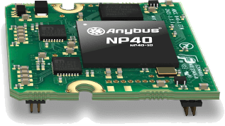 Anybus CompactCom B40 - Modbus TCP | Twincomm