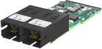 Anybus CompactCom M40 PROFINET-IRT Fiber Opticwithout housing