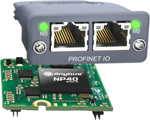 Anybus CompactCom - Embedded Industrial Ethernet Modules