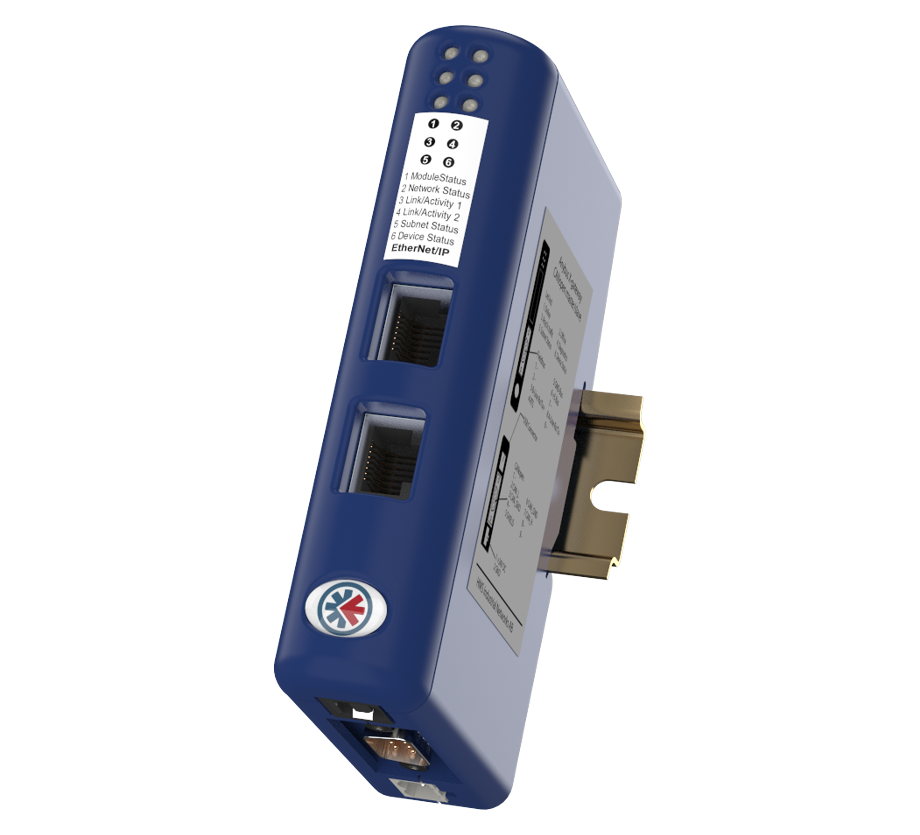 Anybus Communicator CAN - EtherNet-IP
