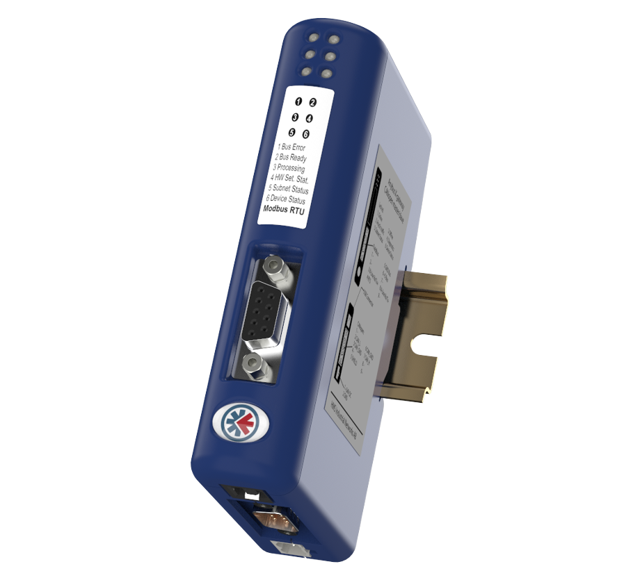 Anybus Communicator CAN - Modbus RTU