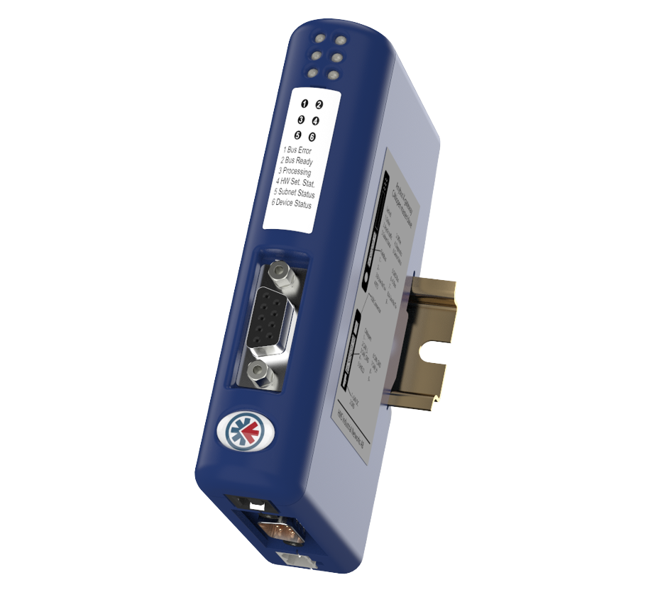 Anybus Communicator CAN - PROFIBUS