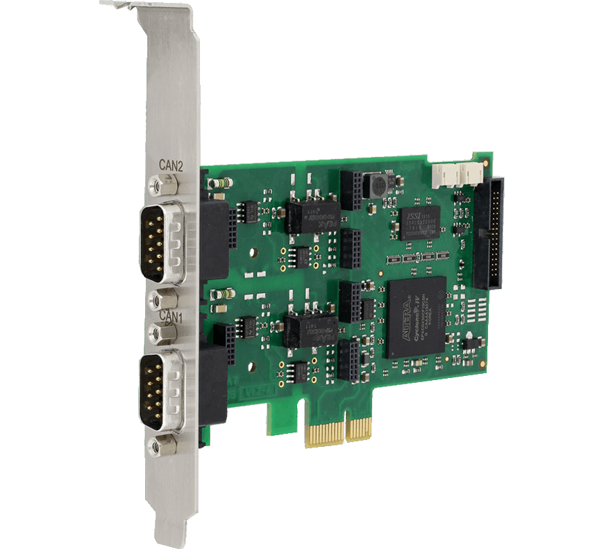 Ixxat CAN-IB600/PCIe CAN FD