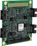 Passive PCIe 104-board for CAN-bus