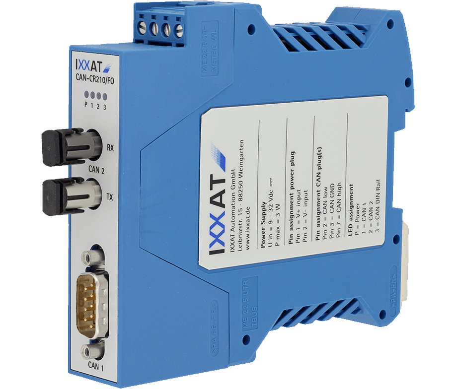 Ixxat CAN-CR210/FO