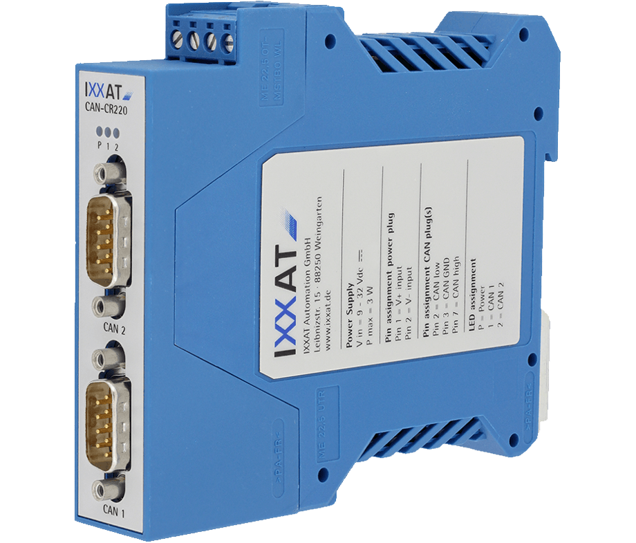 Ixxat CAN-CR220