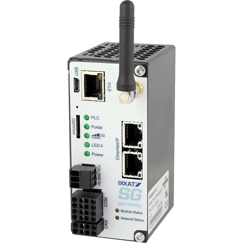 IXXAT SG Gateways EtherNet-IP Smart Grid